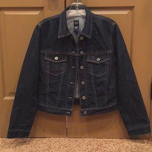 Gap jean stretch jacket